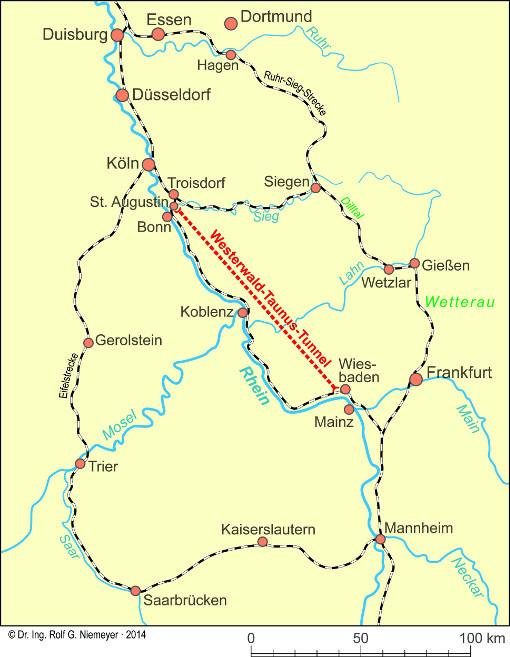 Westerwald Karte.Neue Solidaritat 42 2017 Der Westerwald Taunus Tunnel